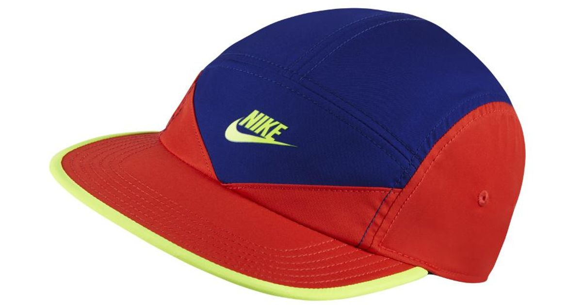 9306b8d1023 Lyst - Nike Aw84 Windrunner Qs Adjustable Hat (blue) in Blue for Men