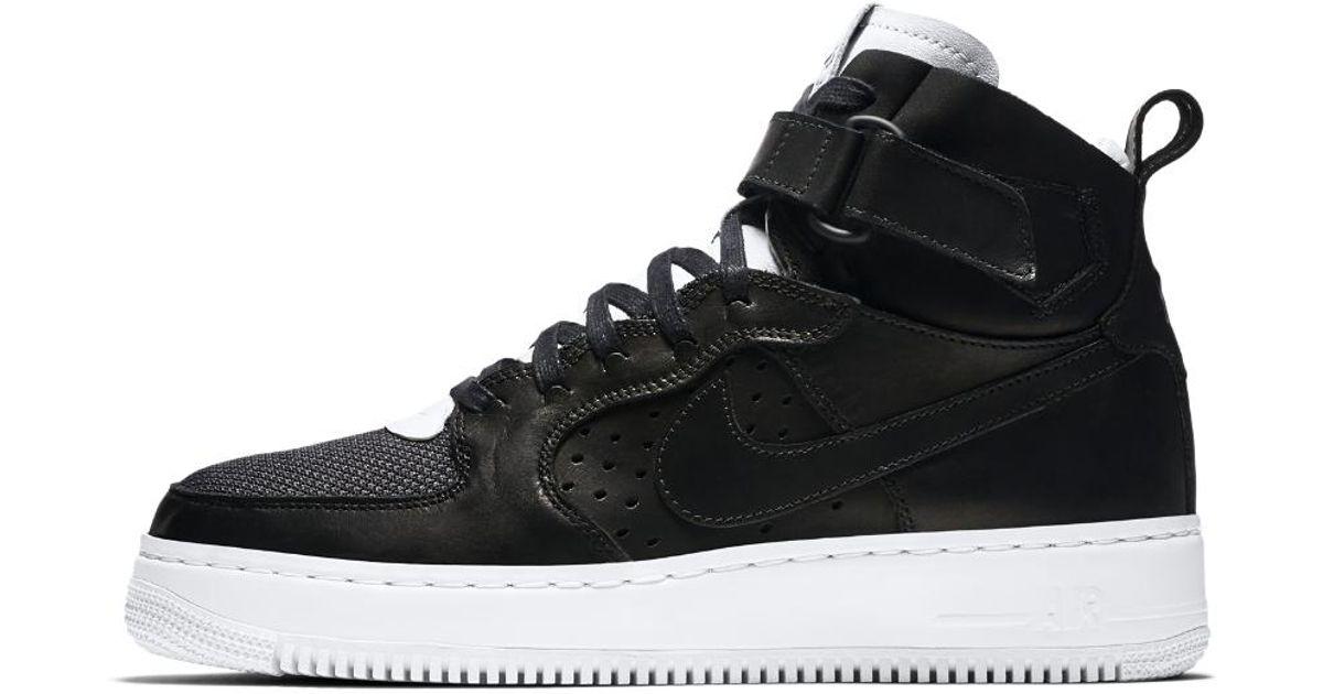 19ba3feea Lyst - Nike Air Force 1 High Cmft Tc Sp Men s Shoe in Black for Men