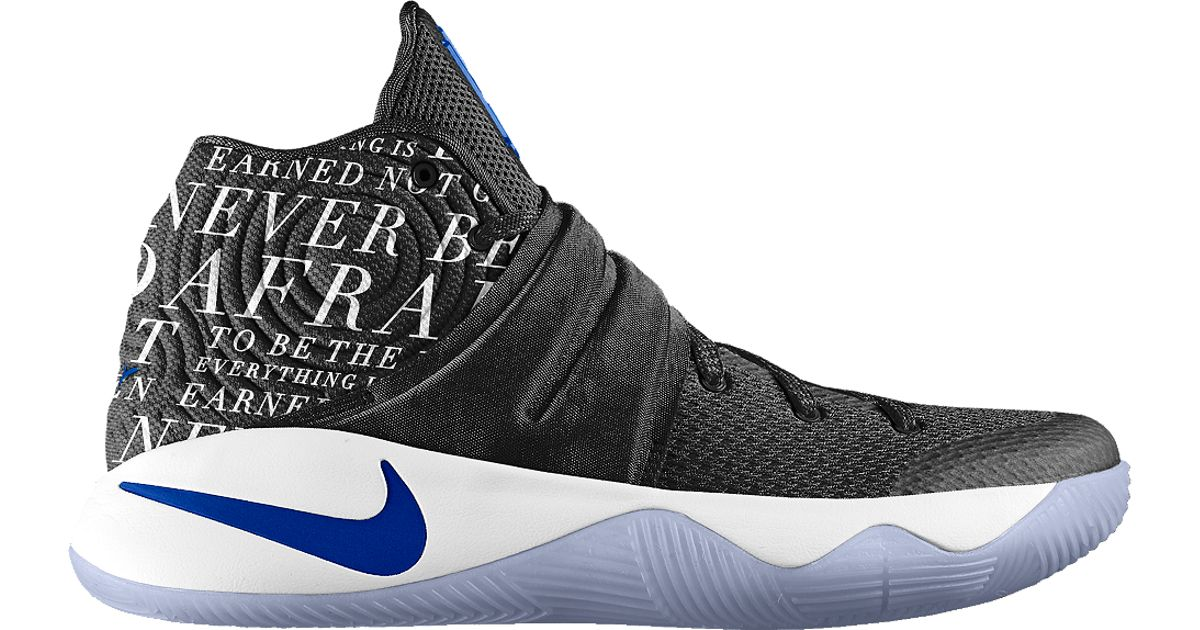 competitive price 319e4 6b122 ... czech lyst nike kyrie 2 id mens basketball shoe in gray for men 4e45b  4b9e3