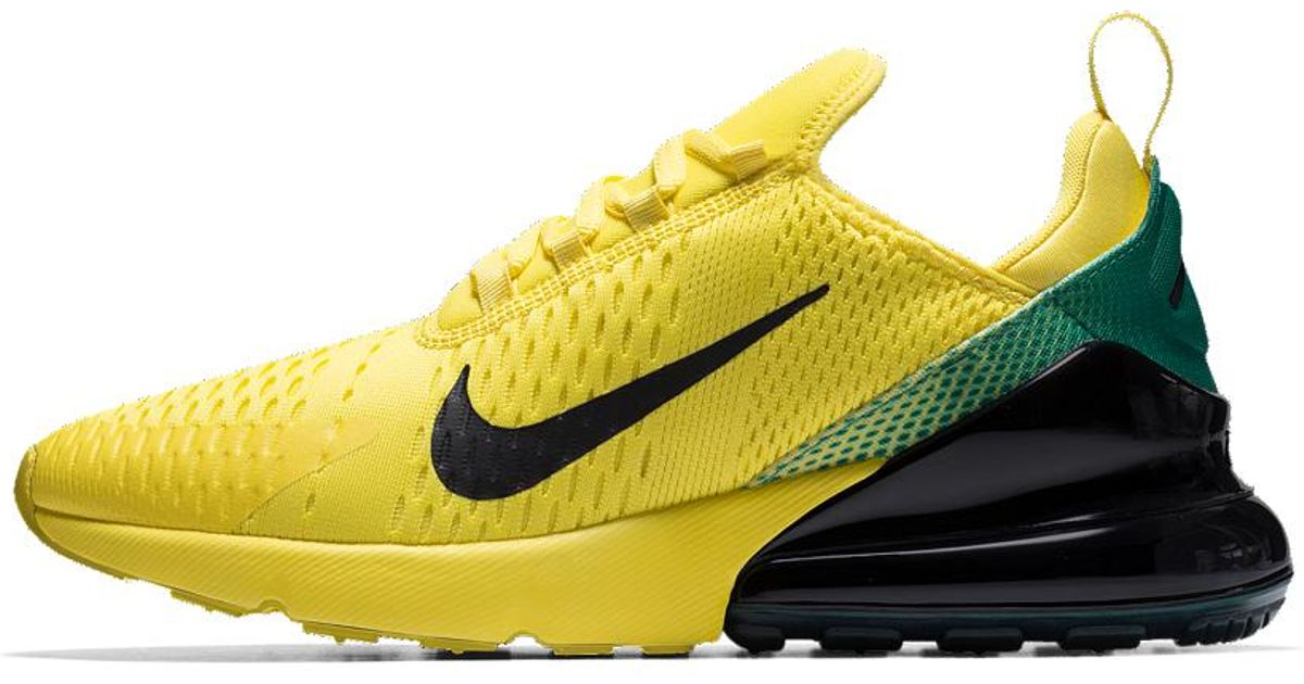 best service 1e219 e1195 In Yellow For Lyst Shoe Men s Nike Max Id Men 270 Premium Air qR7gx8