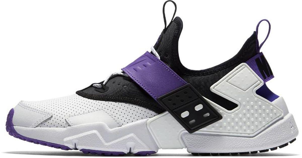 ccd041fcb148 Lyst - Nike Air Huarache Drift Premium Men s Shoe in White for Men