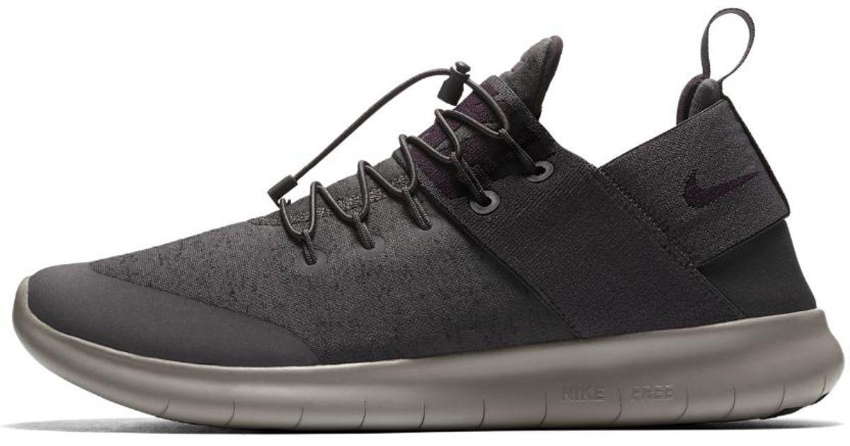 d6c9c0520a2a8 ... hot lyst nike free rn commuter 2017 premium mens running shoe in black  for men f5022