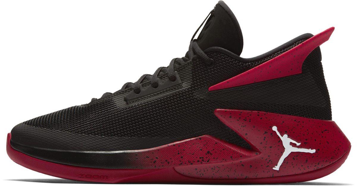 0206fdca0ed Nike Jordan Fly Lockdown Basketball Shoe in Black for Men - Lyst