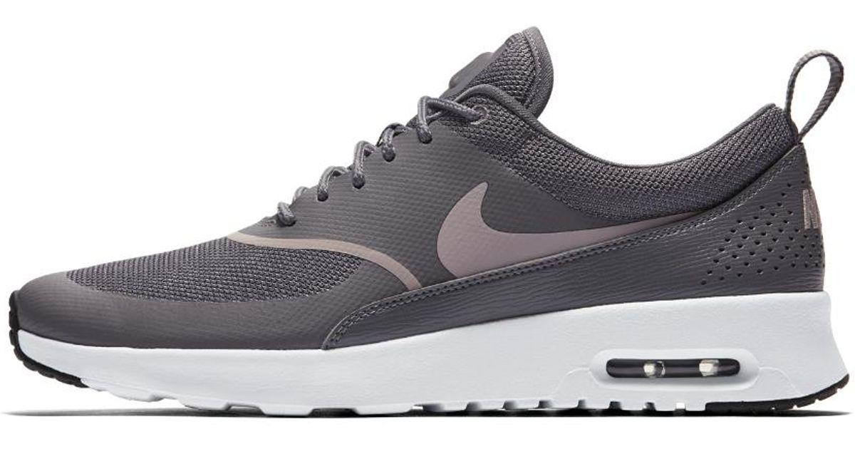 size 40 1f78a 5e950 Lyst - Nike Air Max Thea Women s Shoe in Black