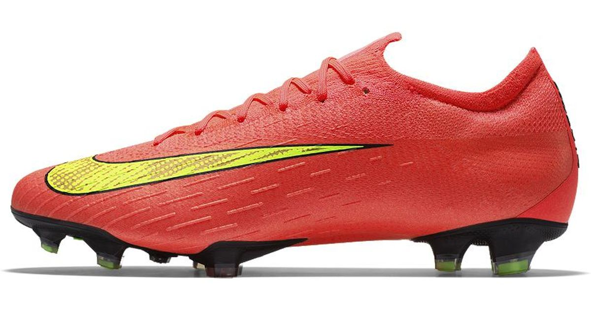 5d9dbab3dbcb Nike Mercurial Vapor 360 Elite Fg Premium Id Firm-ground Soccer Cleats in  Red for Men - Lyst