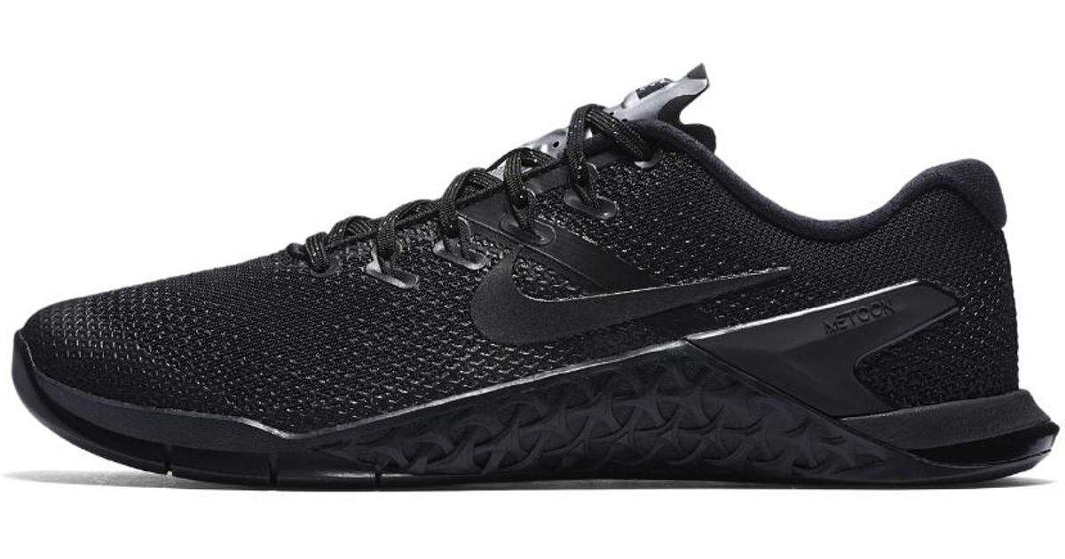Lyst - Nike Metcon 4 Selfie Women s Training Shoe in Black 622f7f1f7c7