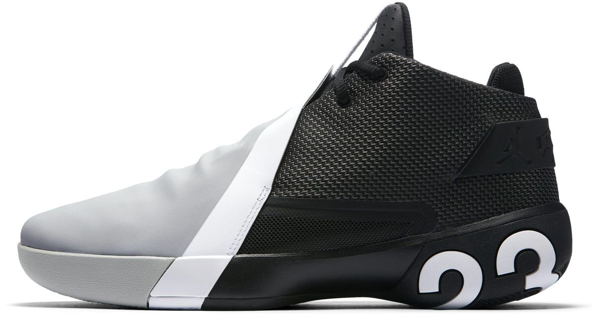 66c00e522ac Nike Jordan Ultra Fly 3 Basketball Shoe in Black for Men - Lyst