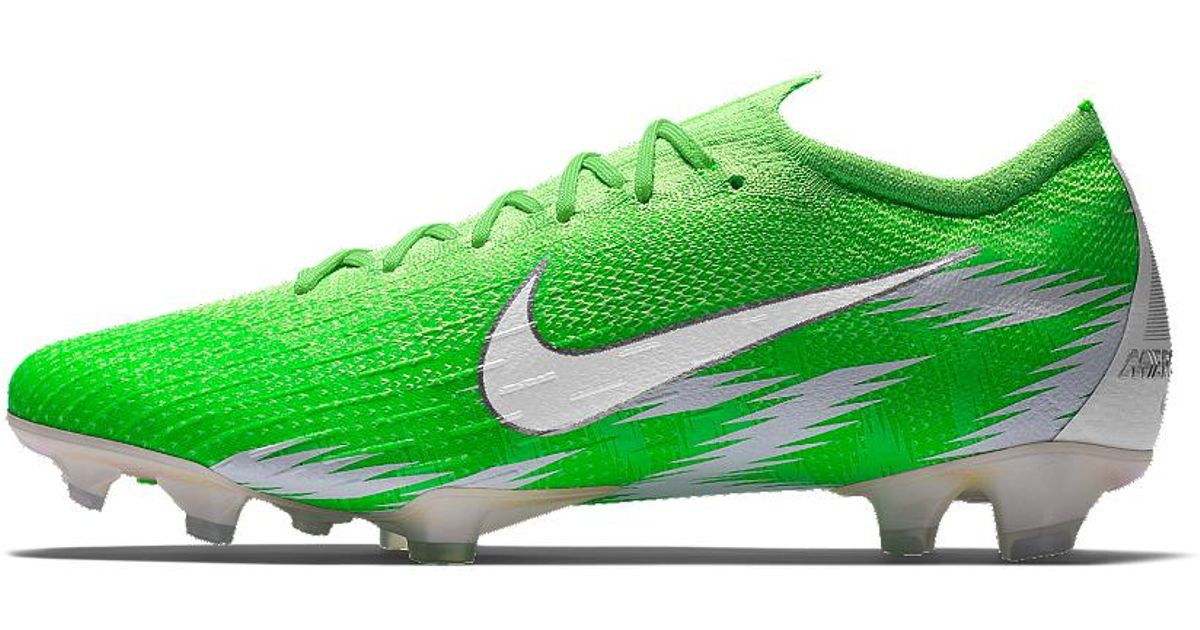 f1c6623ad7 Nike Mercurial Vapor 360 Elite Fg Premium Id Firm-ground Soccer Cleats in  Green for Men - Lyst
