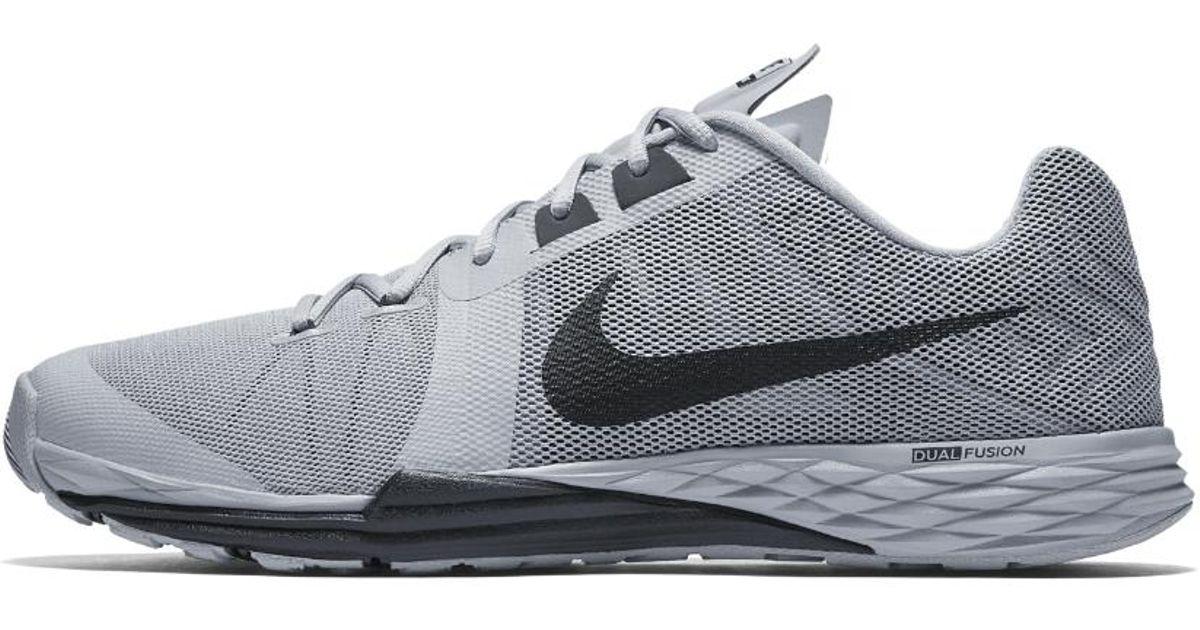 Lyst - Nike Train Prime Iron Df Men s Training Shoe in Gray for Men ad0d129b1