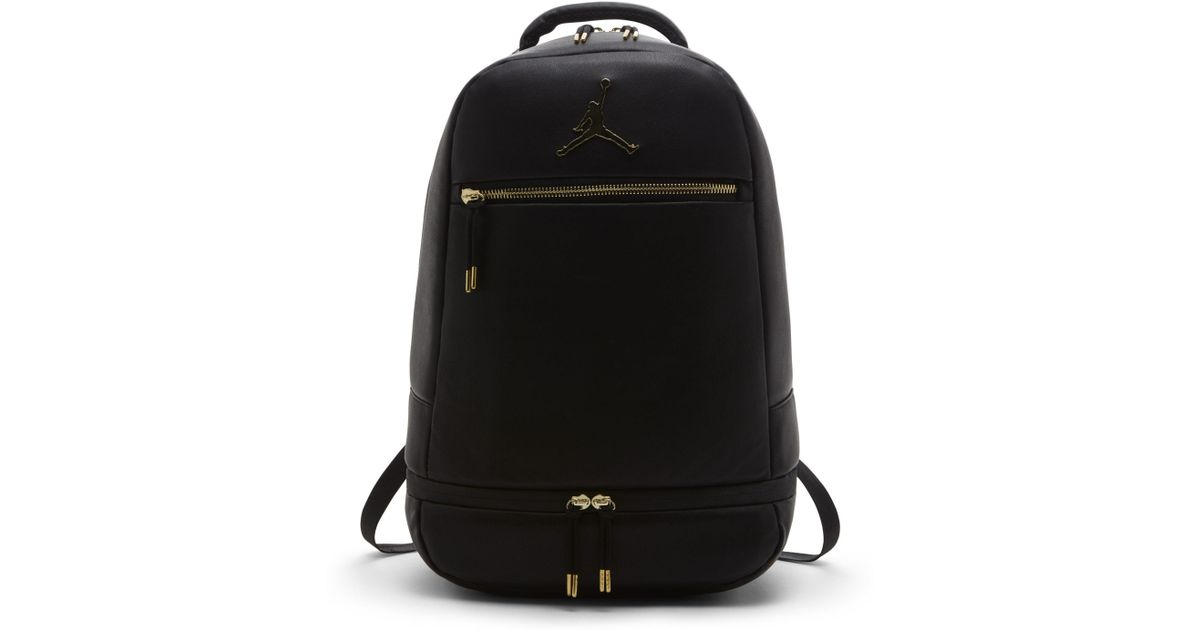 9a736768d93a04 Nike Jordan Skyline City Backpack in Black - Lyst