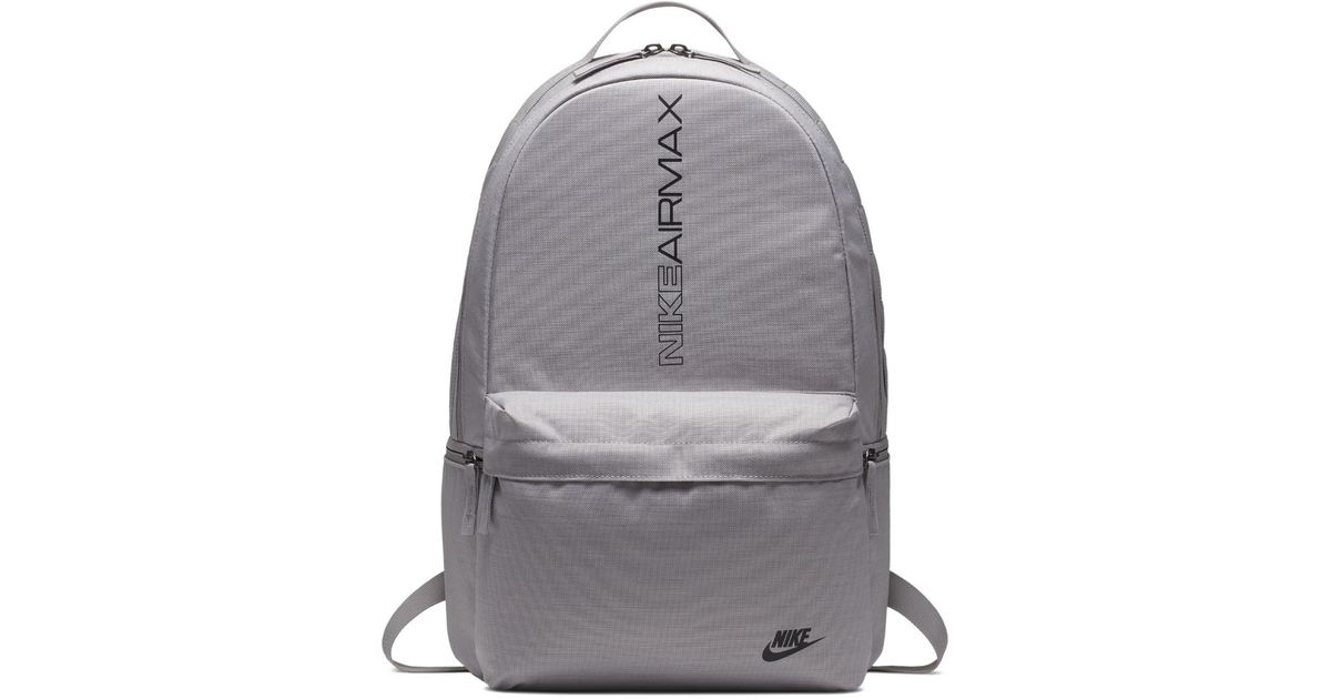 7582666055a8 Lyst - Nike Air Max Backpack (grey) - Clearance Sale in Gray