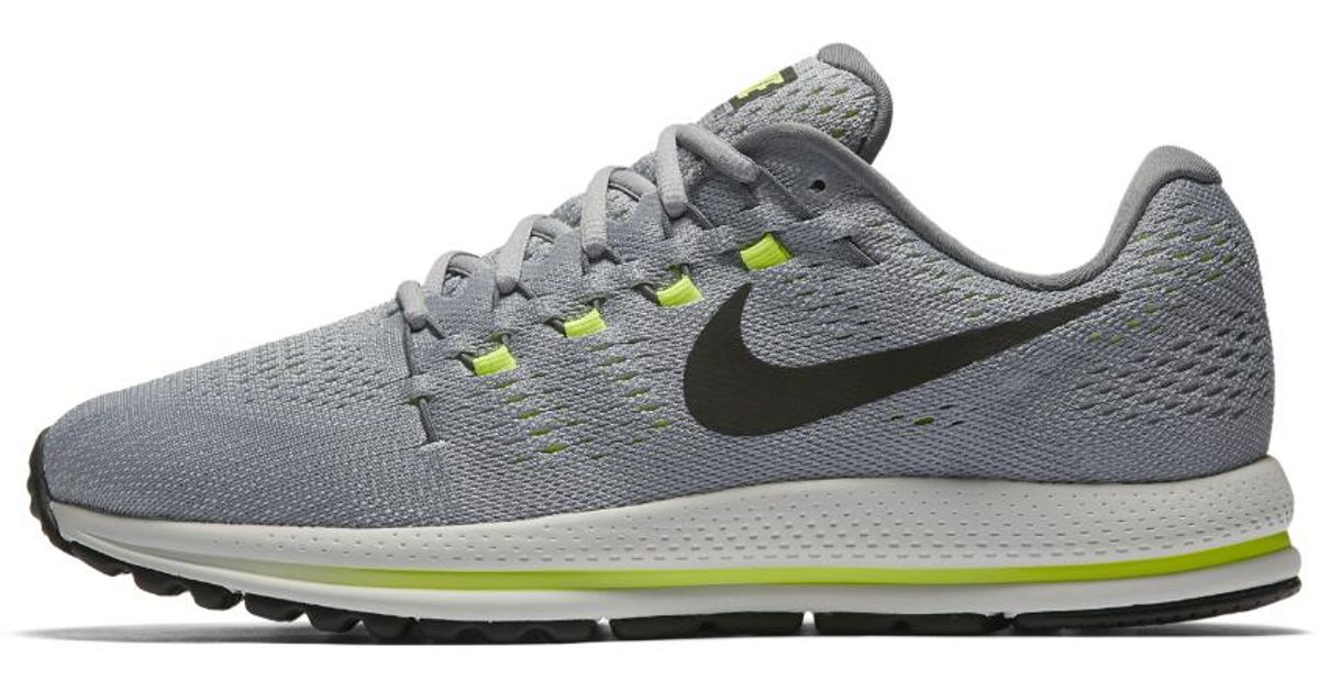 14b9a4ff6d20 Lyst - Nike Air Zoom Vomero 12 (wide) Men s Running Shoe in Gray for Men