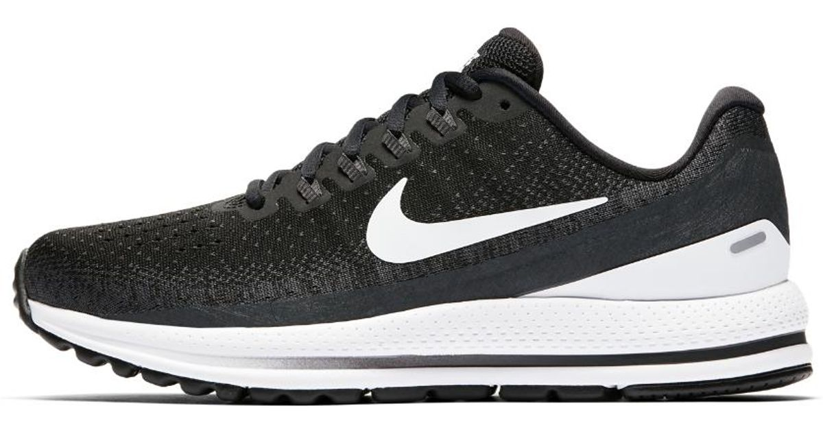 d51c49327bf877 Lyst - Nike Air Zoom Vomero 13 Running Shoe in Black