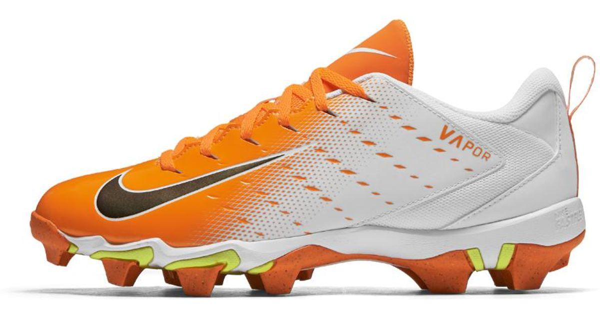Lyst - Nike Vapor Untouchable Shark 3 Men s Football Cleat in Orange for Men 6f7fafac7