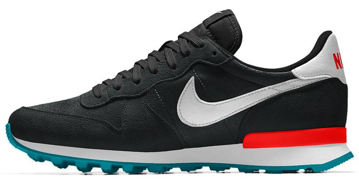 best service 25ca9 5d410 Lyst - Nike Internationalist Id Women s Shoe
