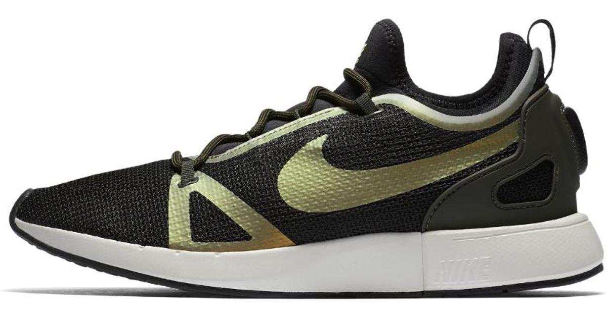 buy online fa6bc ecb45 Lyst - Nike Duel Racer Mens Shoe in Black for Men