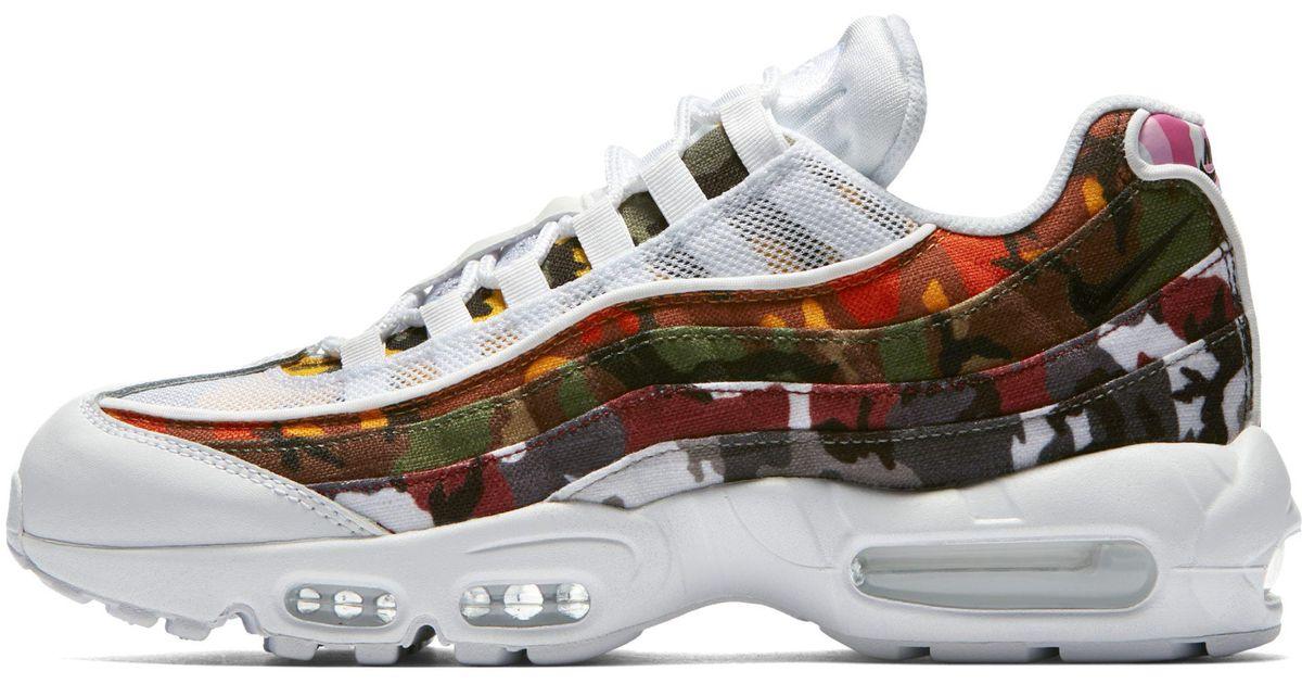 new york ade00 adca7 Nike Air Max 95 Og Mc Sp Shoe in White for Men - Lyst
