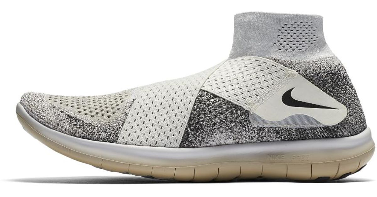 f16b7b8d7ba7 Lyst - Nike Free Rn Motion Flyknit 2017 Men s Running Shoe for Men