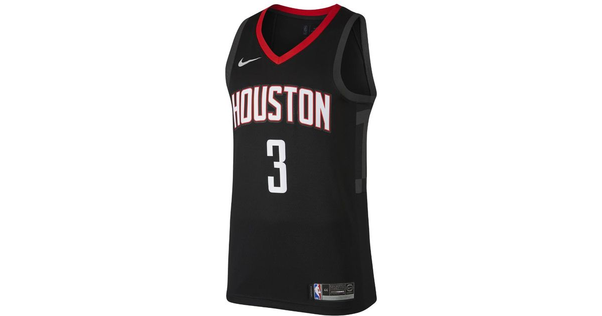 separation shoes afff8 73836 Nike - Black Chris Paul Statement Edition Swingman Jersey (houston Rockets)  Men's Nba Connected Jersey for Men - Lyst