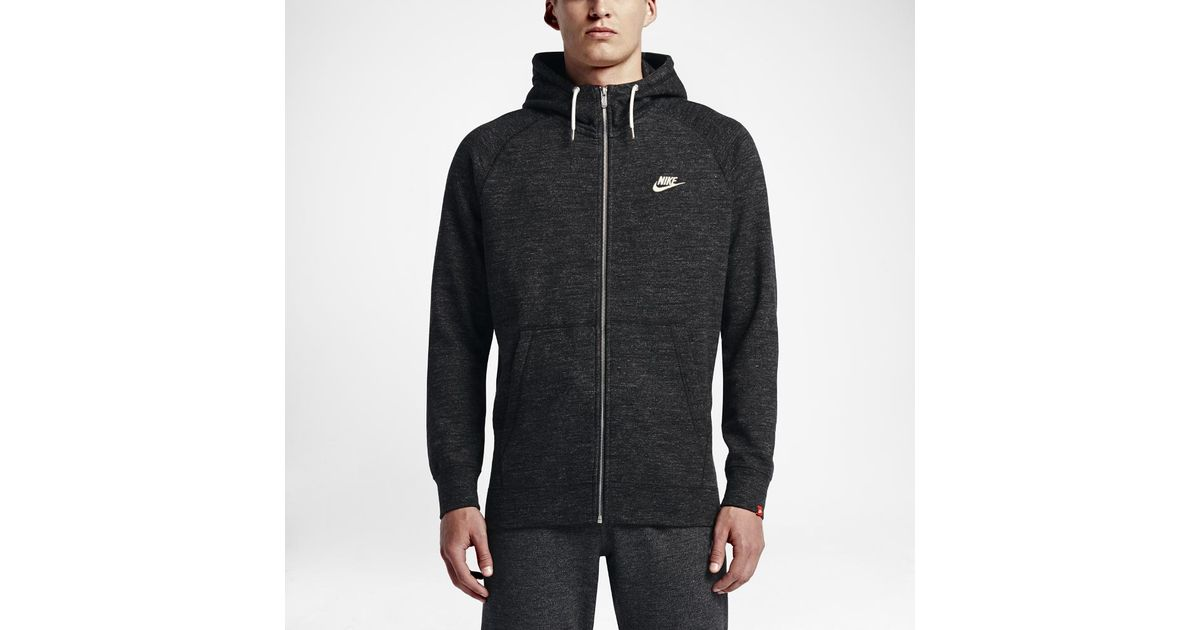 3d11dbd7c3bc Lyst - Nike Sportswear Legacy Men s Hoodie in Black for Men
