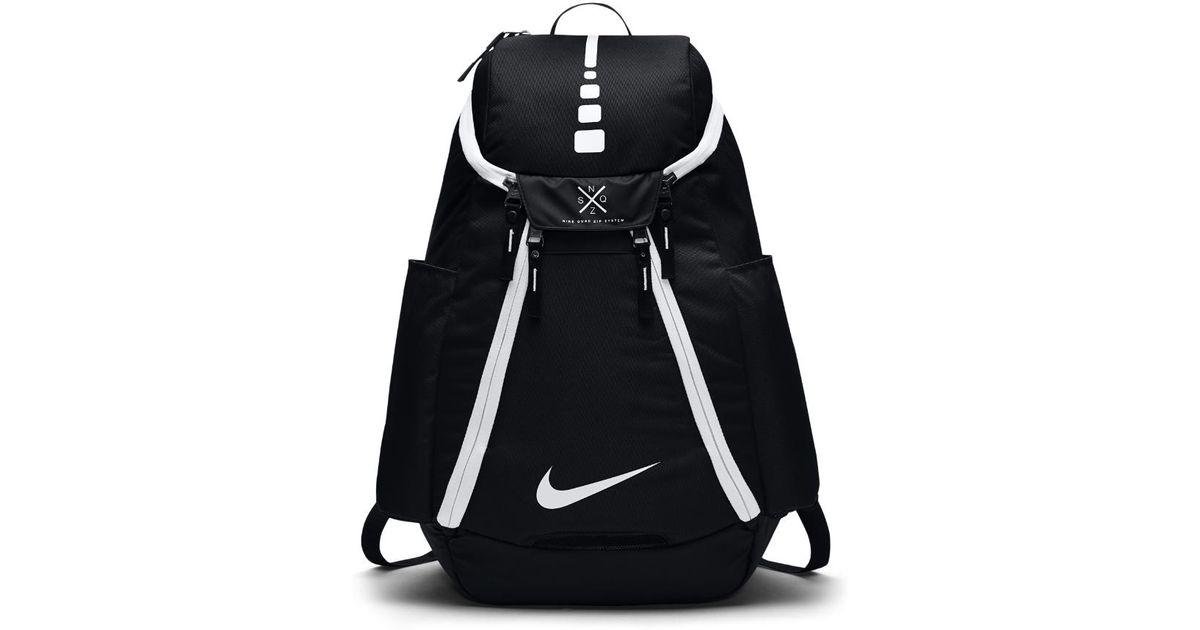 Lyst Nike Hoops Elite Max Air Team 2 0 Basketball Backpack Black In For Men