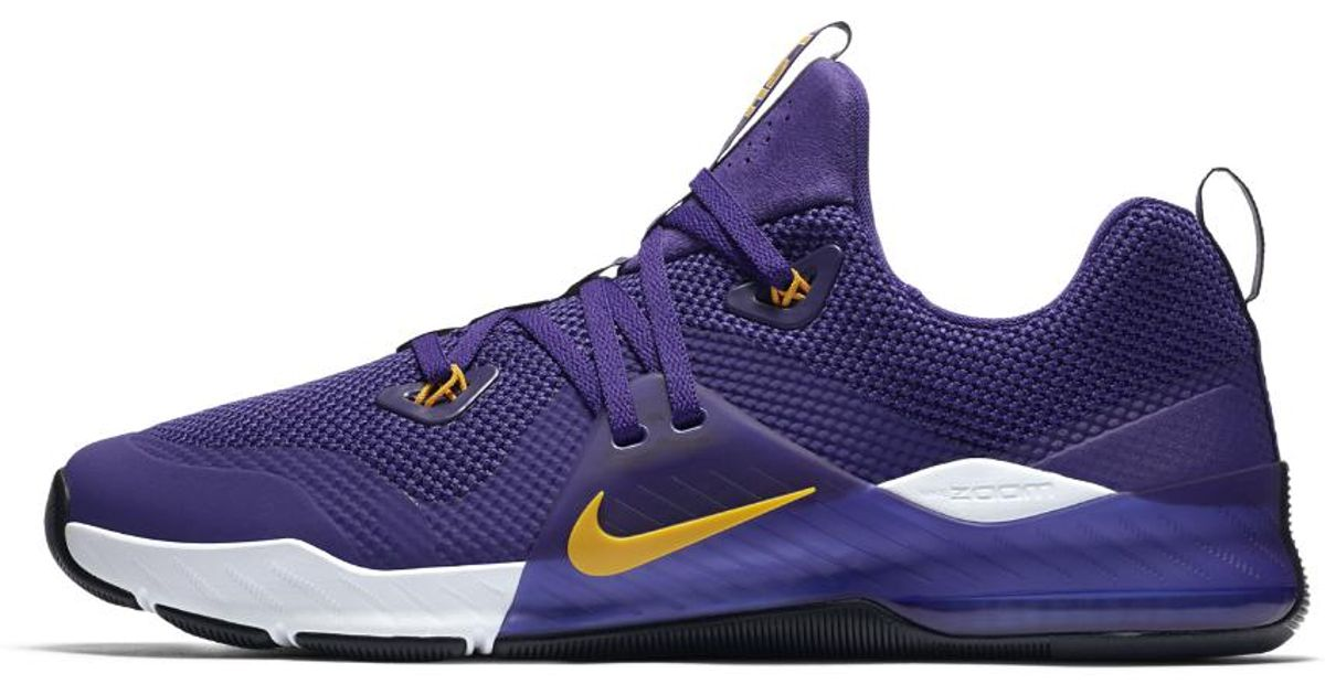 cheap for discount 1245f a2156 Nike Zoom Command College (lsu) Training Shoe for Men - Lyst
