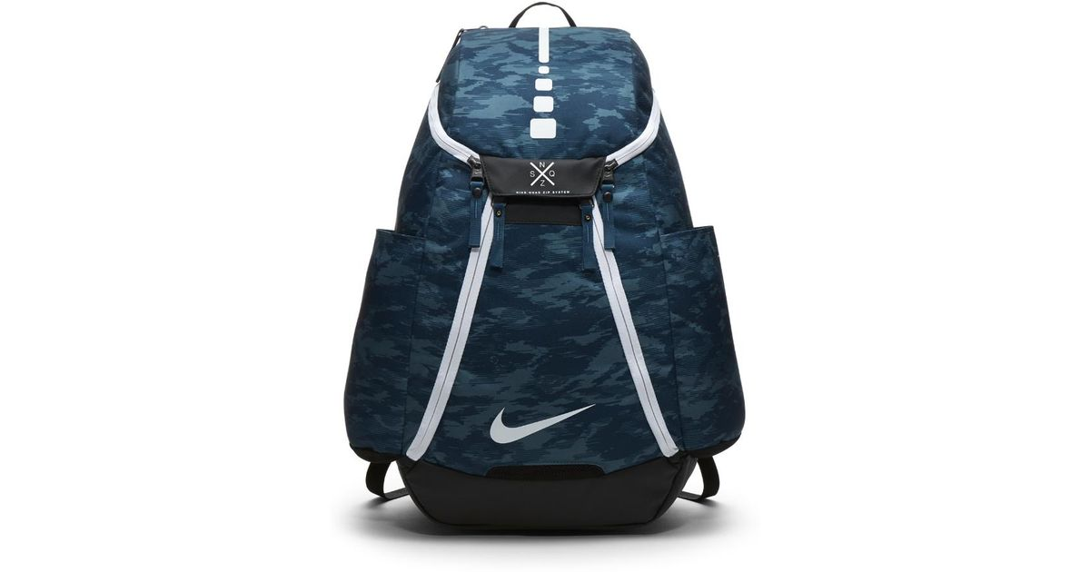 Lyst - Nike Hoops Elite Max Air Team 2.0 Graphic Basketball Backpack (blue)  in Blue for Men 48d1e529d