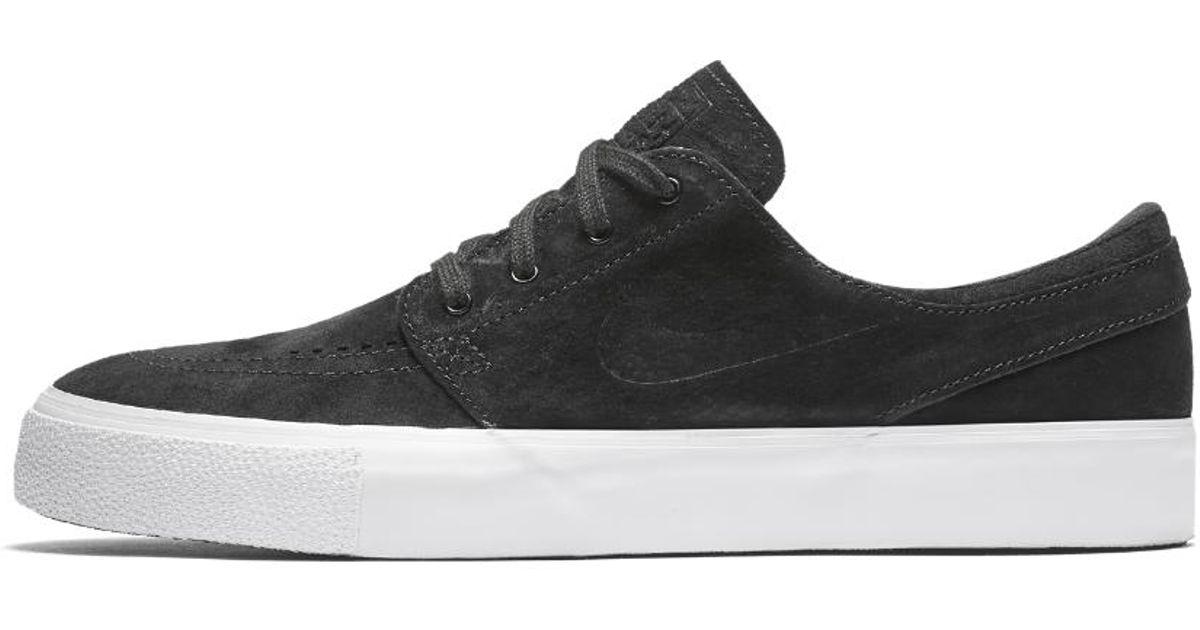 online store c52bc 326cf Nike Sb Zoom Stefan Janoski Premium High Tape Men s Skateboarding Shoe in  Black for Men - Lyst
