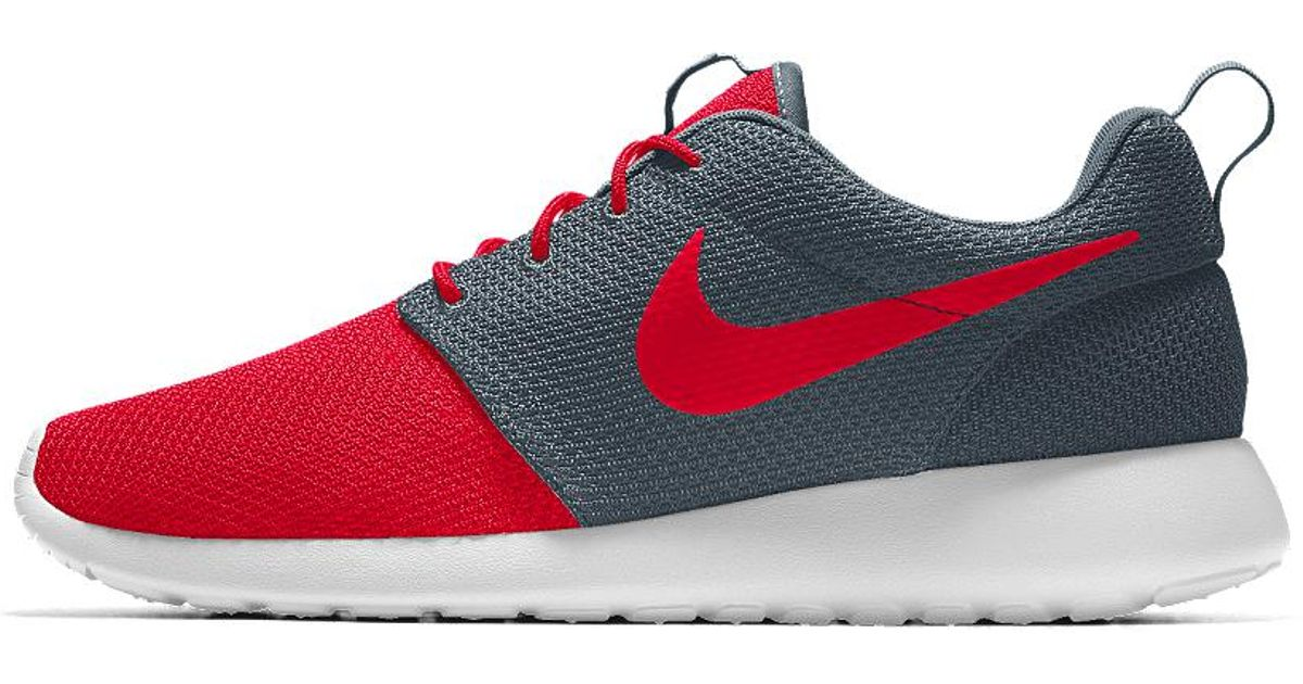 2812cd4f48e59 Lyst - Nike Roshe One Essential Id Men s Shoe in Orange for Men