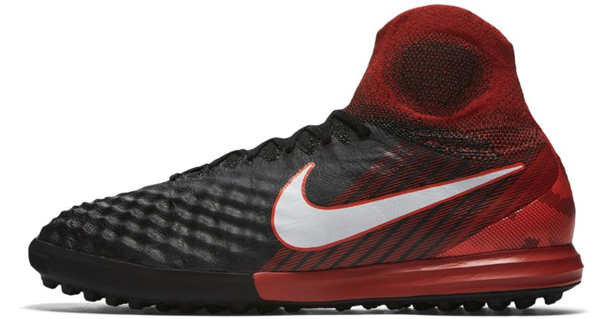 88401c98ed9 Lyst - Nike Magistax Proximo Ii Turf Soccer Shoe in Red for Men