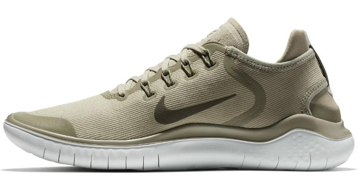 e6f112156569d6 Lyst - Nike Free Rn 2018 Sun Men s Running Shoe in Gray for Men