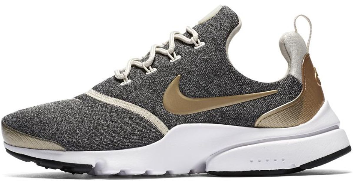 9730b46addb Lyst - Nike Presto Fly Se Women s Shoe in White