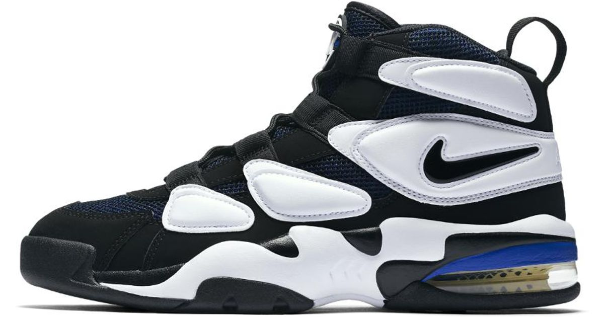 best loved 25b1c 0fe96 Nike Air Max 2 Uptempo 94 Men s Shoe in Blue for Men - Lyst