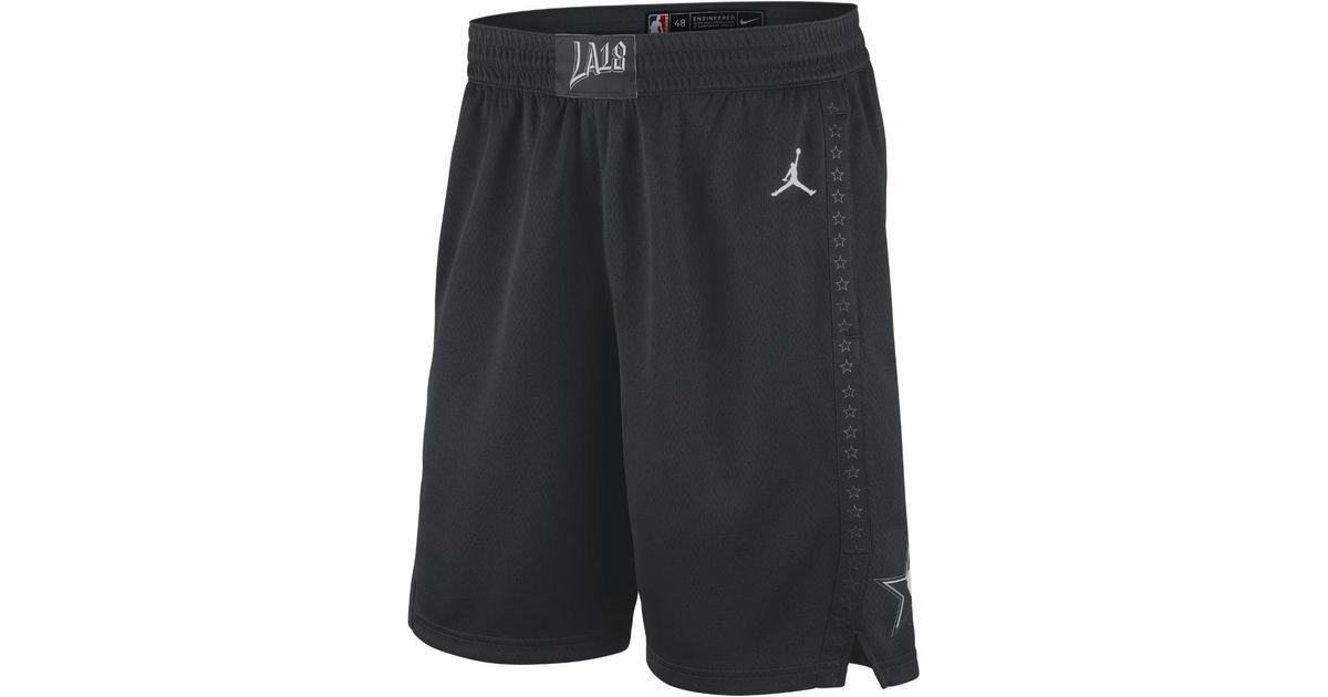 dd58275cf17ca6 Lyst - Nike As Icon Edition Swingman Men s Nba Shorts