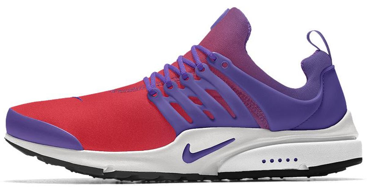 ... coupon code for lyst nike air presto id womens shoe in purple save 12.5  fe111 efccf b3730c0ff