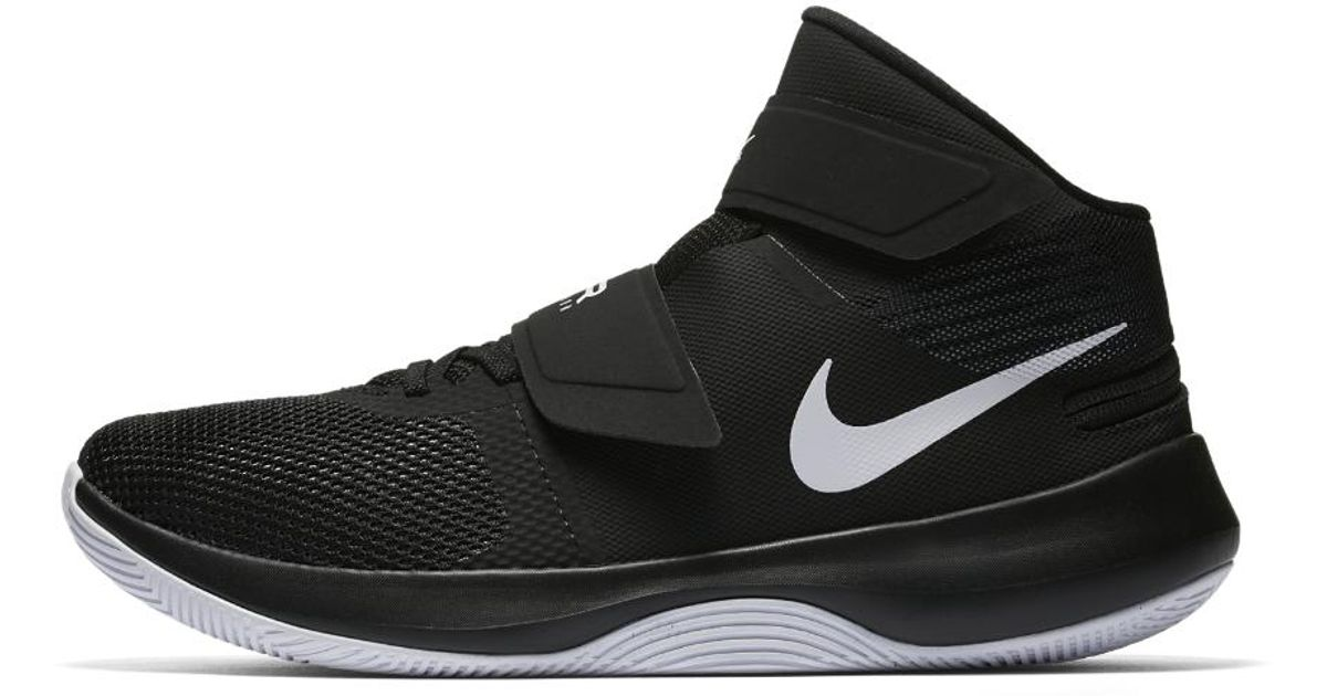 Black Shoe wide For Basketball Air Men's Nike Flyease Precision In X6wY8znSqn
