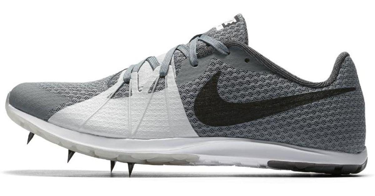 b50cce7c0f6f4e Lyst - Nike Zoom Rival Xc Women s Track Shoe in Gray