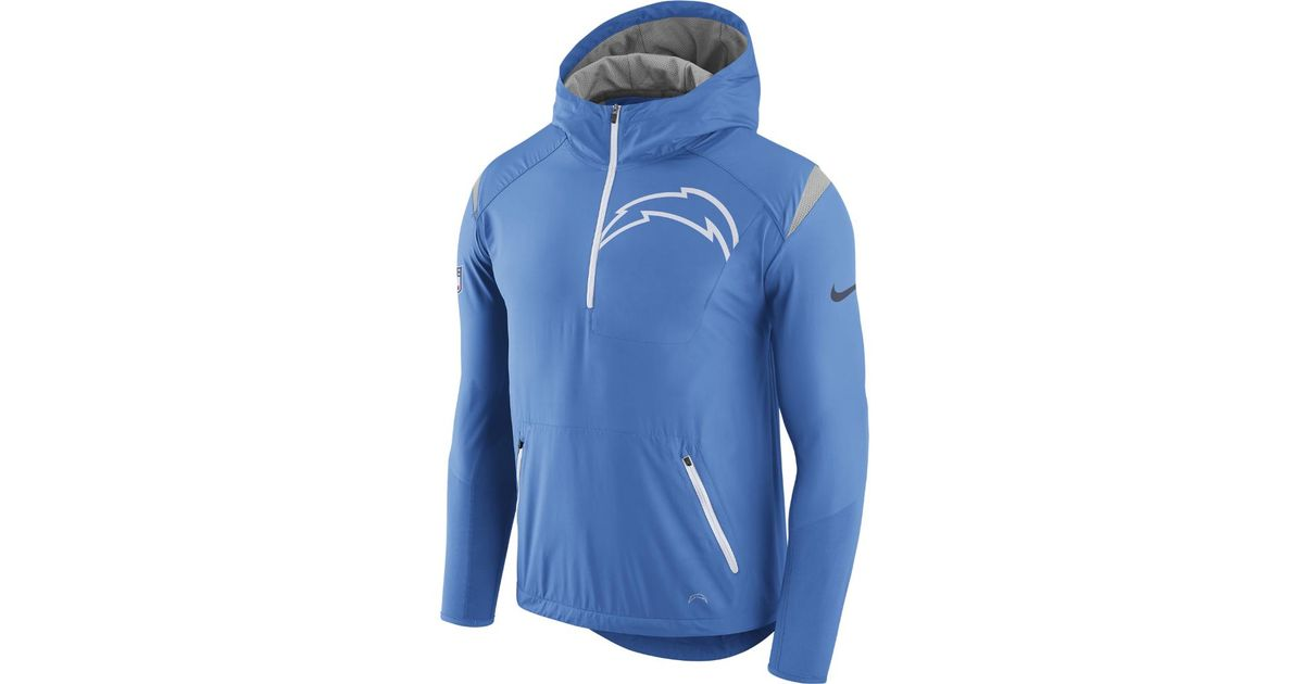 eb177e193 Lyst - Nike Lightweight Fly Rush (nfl Chargers) Men s Jacket in Blue for Men