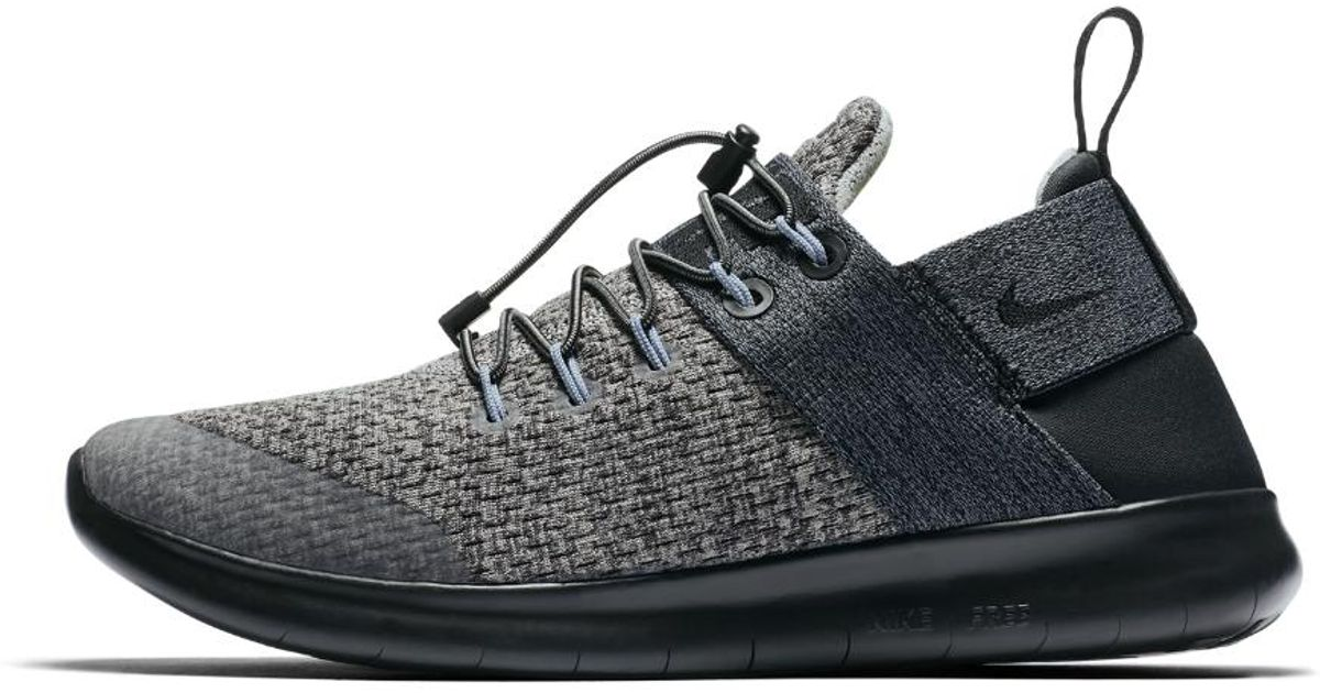 28487ef63cbb6 ... promo code for lyst nike free rn commuter 2017 premium womens running  shoe in black for
