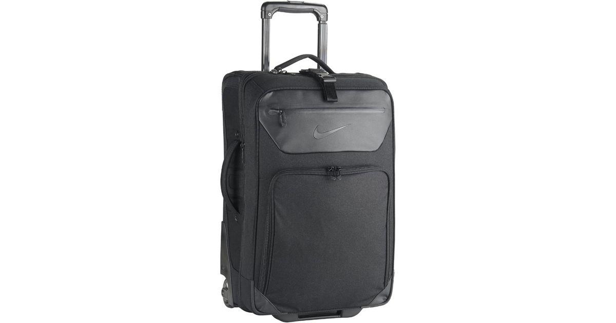 8ffda07116 Lyst - Nike Departure Iii Roller Bag (black) in Black for Men