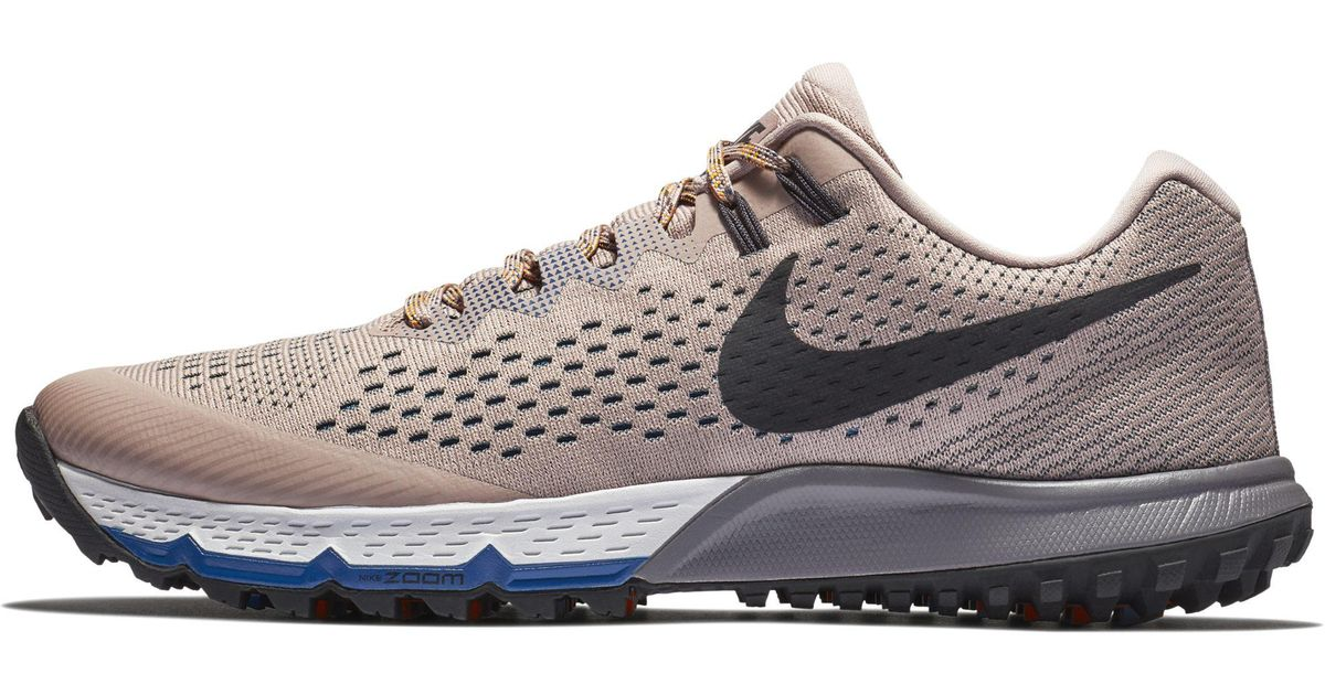 bf15c3f04649 Nike Air Zoom Terra Kiger 4 Men s Running Shoe in Brown for Men - Lyst