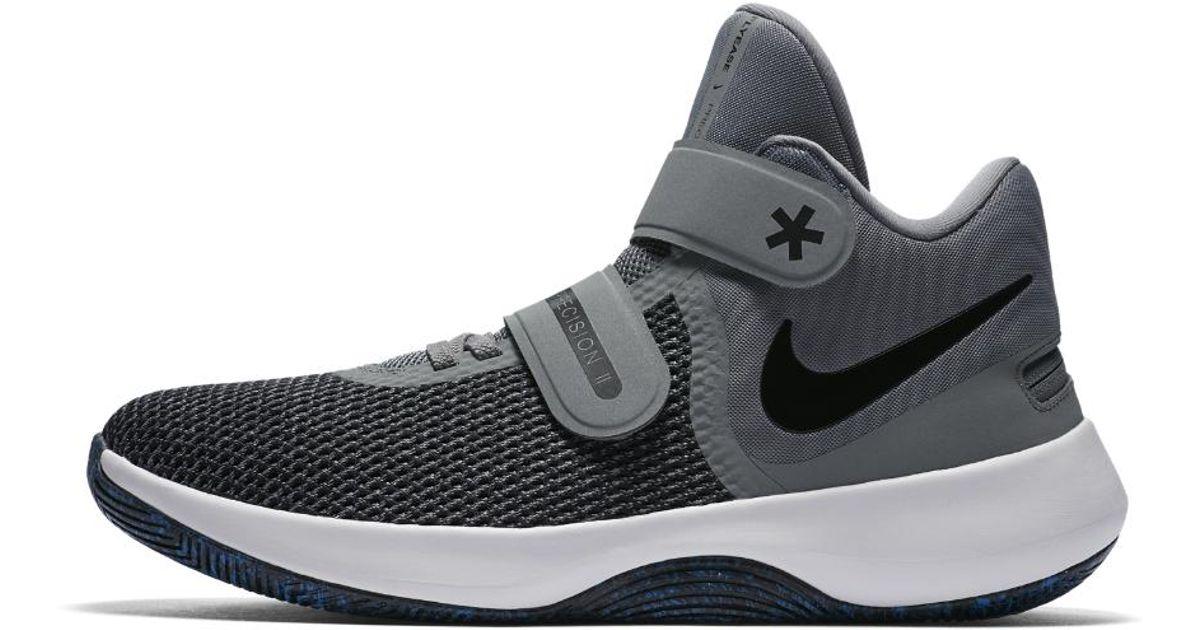 2f3eccb9565 Lyst - Nike Air Precision Ii Flyease (wide) Men s Basketball Shoe for Men