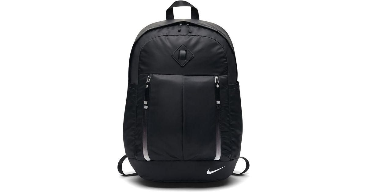 ff10c7258740 Lyst - Nike Auralux Training Backpack (black) in Black for Men