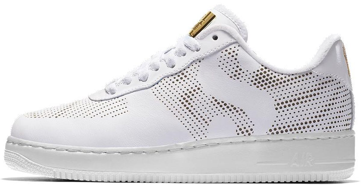 promo code 7e7dd c088e Nike X Serena Williams Air Force 1 Low Id Men s Shoe in White for Men - Lyst