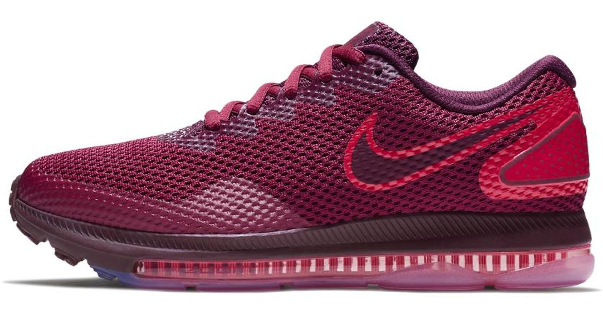 78a78cec72e798 ... where can i buy lyst nike zoom all out low 2 womens running shoe in  purple