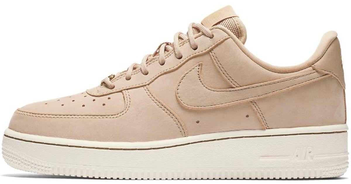 dfa68a4a66abf Lyst - Nike Air Force 1 07 Pinnacle Women s Shoe