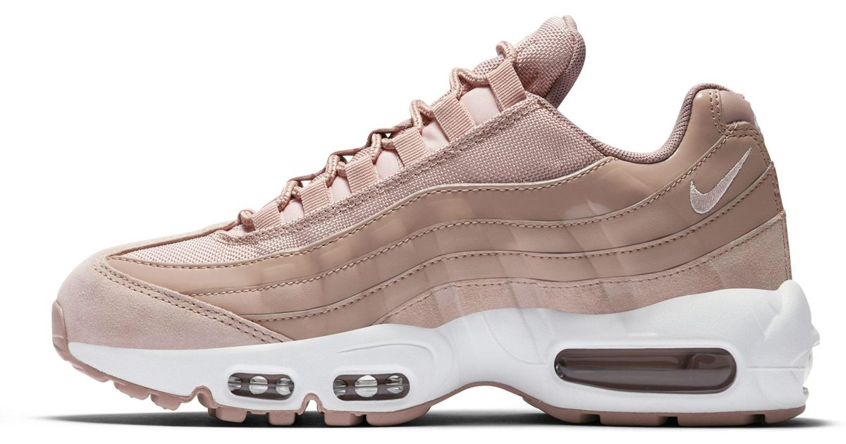 2978f74ba2 Nike Air Max 95 Og Shoe in Pink - Lyst