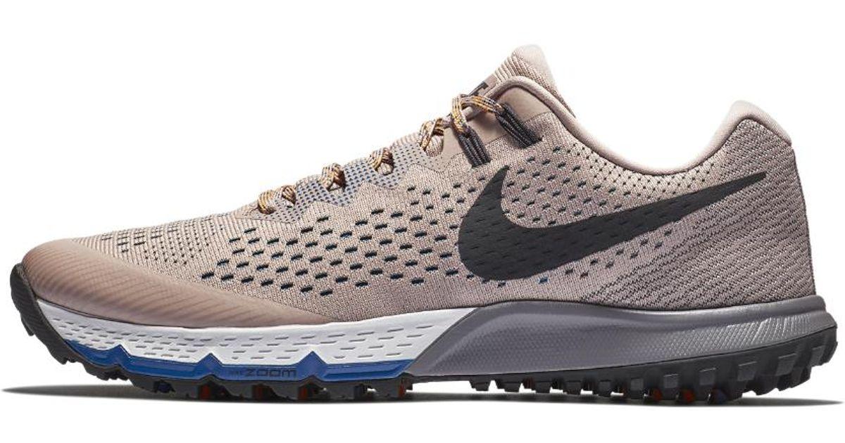 cc8a2d7089 ... wholesale lyst nike air zoom terra kiger 4 mens running shoe in brown  for men af1d6