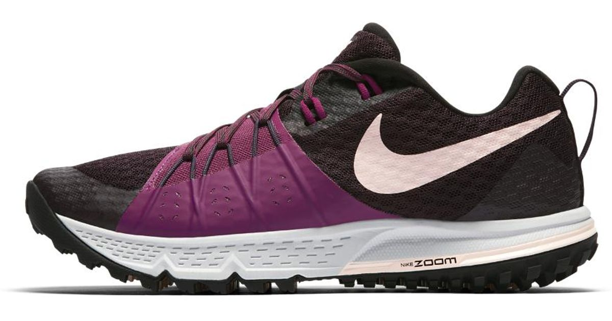 brand new ddb32 bb6f9 Lyst - Nike Air Zoom Wildhorse 4 Women s Running Shoe