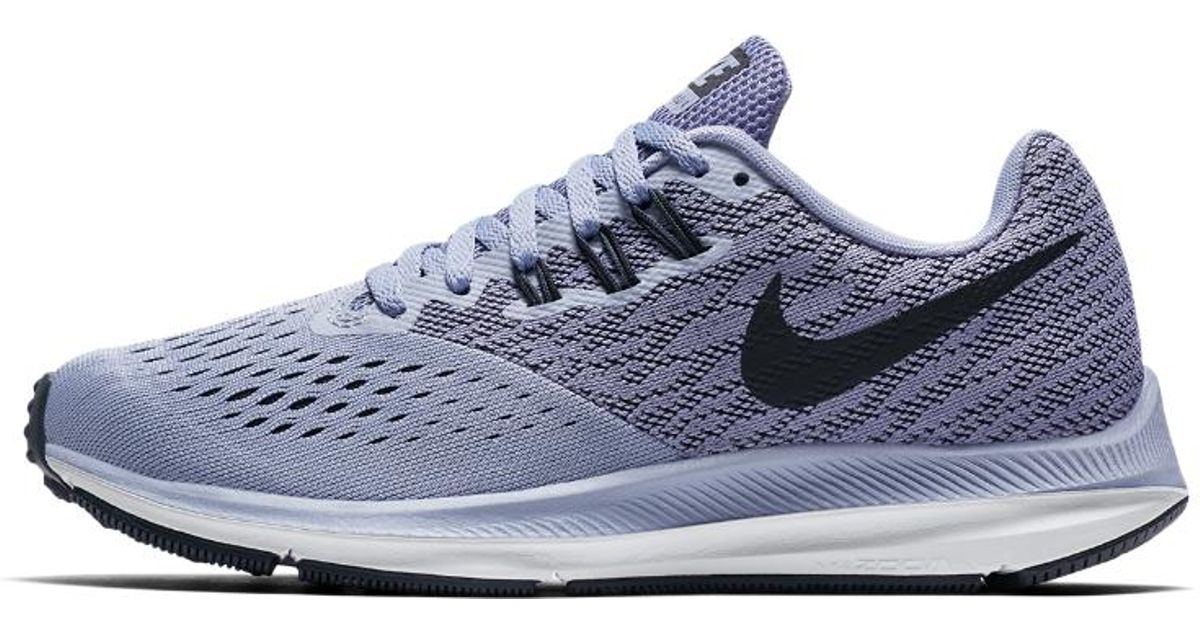 Lyst - Nike Zoom Winflo 4 Women s Running Shoe in Gray 20962016a